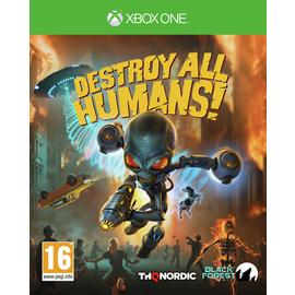 Destroy All Humans Remake Xbox One Pre-Order Game