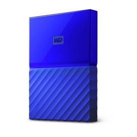 WD My Passport Blue 2TB Portable Hard Drive