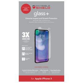 Zagg InvisibleShield Apple iPhone XS/X Screen Protector