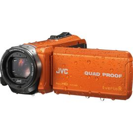 JVC GZ-R445D Full HD Camcorder - Orange
