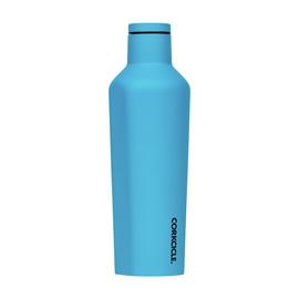 Corkcicle Neon Blue Stainless Steel Canteen - 475ml