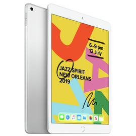 iPad 2019 7th Gen 10.2in Wi-Fi 128GB - Silver
