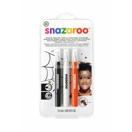 Snazaroo Brush Pen Halloween Set