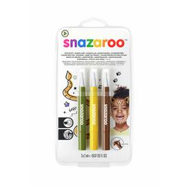Snazaroo Brush Pen Jungle Set