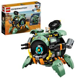 LEGO Overwatch Wrecking Ball Character Figure Set - 75976