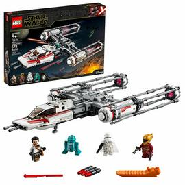 LEGO Star Wars Resistance Y-Wing Starfighter Set - 75249