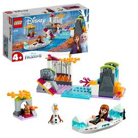 LEGO Disney Frozen II Anna's Canoe Expedition Playset -41165
