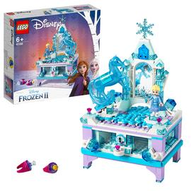 LEGO Disney Frozen II Elsa's Jewelry Box Creation Set -41168