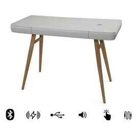 KOBLE Smart Bodie Desk - White