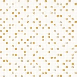 Contour Aurora Gold Silver Wallpaper
