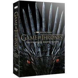 Game of Thrones Season 8 DVD Box Set