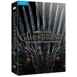 Game of Thrones Season 8 Blu-Ray Box Set