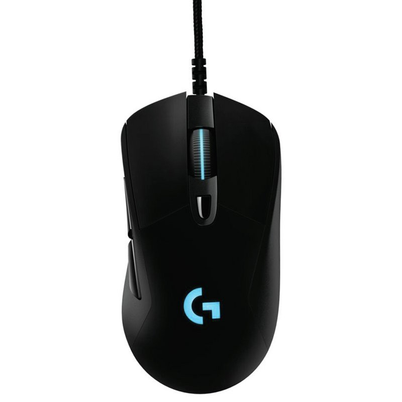 Logitech G403 Hero Wired Gaming Mouse from Argos