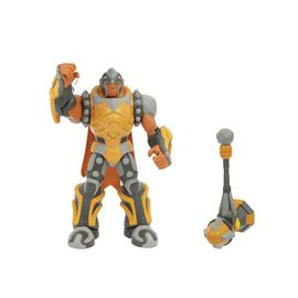 Gormiti Super Deluxe Action Figure - Lord Titano