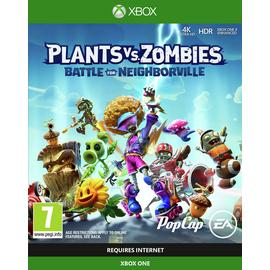 Plants Vs Zombies: Battle for Neighbourville Xbox One Game