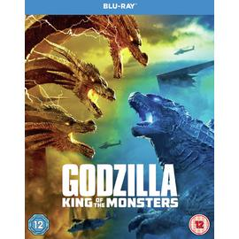 Godzilla: King of the Monsters Blu-ray