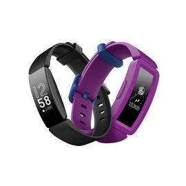 Fitbit Family Bundle with Inspire HR/Ace 2 Activity Tracker