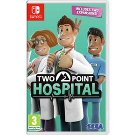 Two Point Hospital Nintendo Switch Pre-Order Game