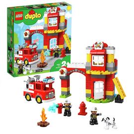 LEGO DUPLO Fire Station Playset - 10903