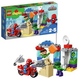 LEGO DUPLO Spider-Man and Hulk Adventures - 10876