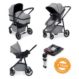 Ickle Bubba Moon 3 in 1 ISOFIX Travel System