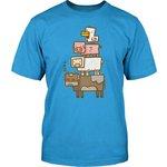 more details on Minecraft Creeper Animal Totum T‑Shirt.