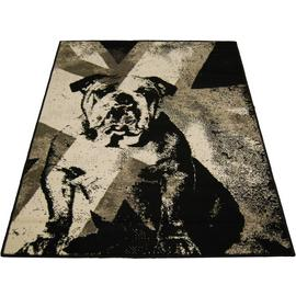 British Bulldog Rug