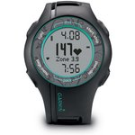 more details on Garmin Forerunner 210 GPS Running Watch - Teal.