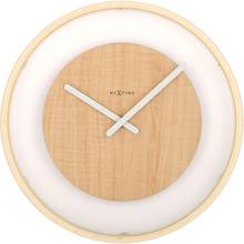 NeXtime Wood Loop Wall Clock