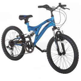 Muddyfox Radar 20 Inch Dual Suspension Bike