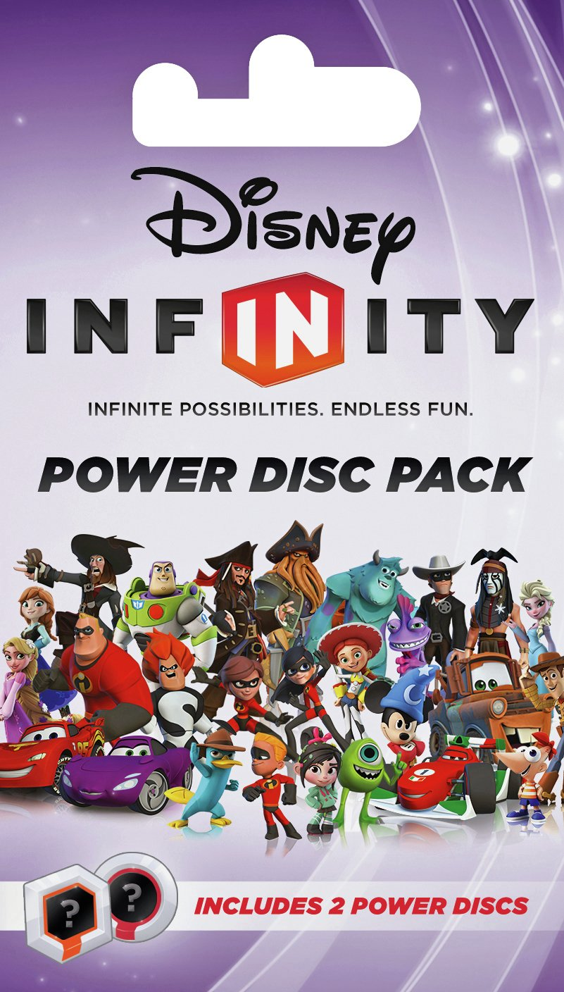 Disney Infinity Series 3 Power Discs
