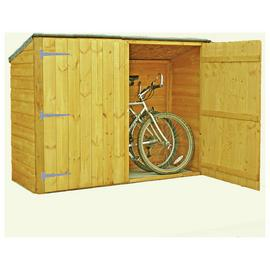Homewood Bike Store 6 x 2ft.
