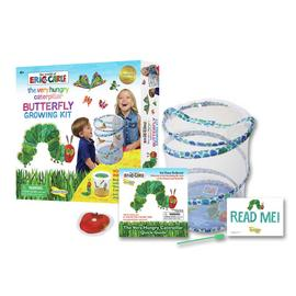 Insect Lore Very Hungry Caterpillar Butterfly Garden