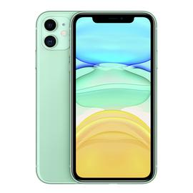 SIM Free iPhone 11 128GB Mobile Phone - Green