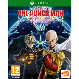 One Punch Man: A Hero Nobody Knows Xbox One Pre-Order Game