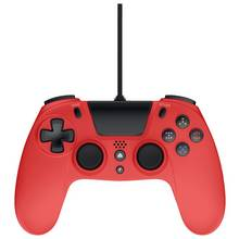 Gioteck VX-4 Wired PS4 Controller - Red