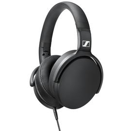 Sennheiser HD 400S Over-Ear Wired Headphones - Black