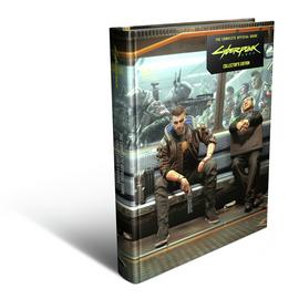 Cyberpunk  2077 Official Guide Collectors Edition Pre-Order