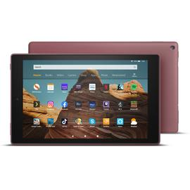 Amazon Fire 10 HD 10.1 Inch 32GB Tablet - Plum