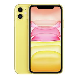 SIM Free iPhone 11 256GB Mobile Phone  - Yellow