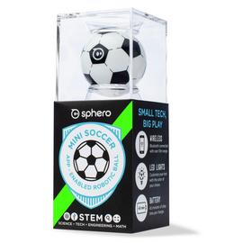 Sphero Mini App-Controlled Robot & Soccer Accessory Kit