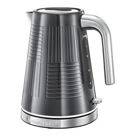 Russell Hobbs 25240 Geo Kettle - Steel Grey