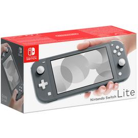 Nintendo Switch Lite Handheld Console - Grey