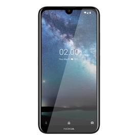 SIM Free Nokia 2.2 Mobile Phone - Steel