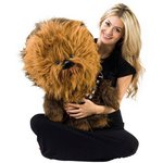 more details on Star Wars 24 Inch Super Deluxe Talking Chewbacca.