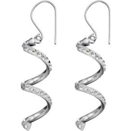 Revere Sterling Silver Crystal Drop Earrings