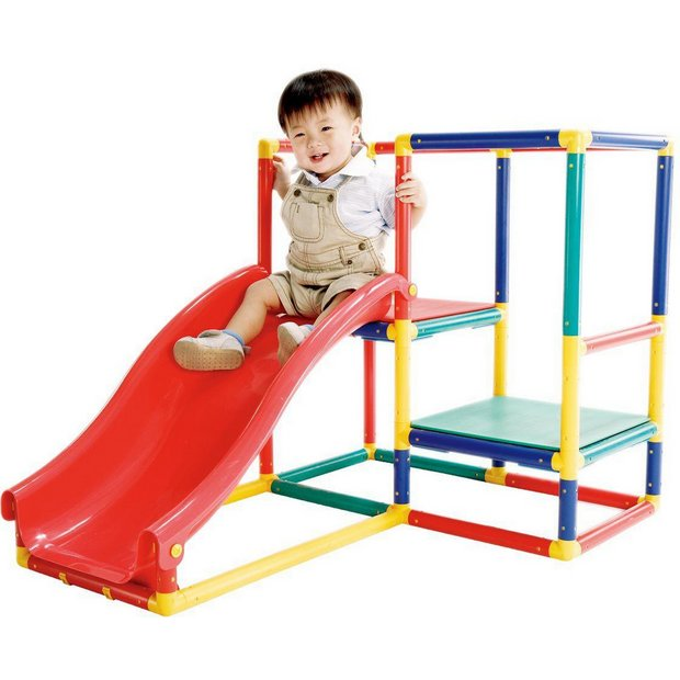 buy liberty house toys play gym and slide at your online shop for slides swings. Black Bedroom Furniture Sets. Home Design Ideas