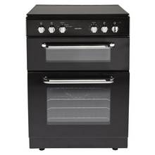 Bush BFEDC60B Double Electric Cooker - Black