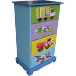 more details on Liberty House Toys Transport 4 Drawer Storage Unit.