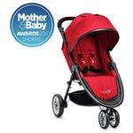 more details on Baby Jogger City Lite? Single Stroller - Red.